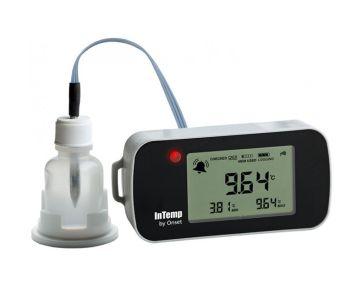 Registrador de temperatura baja (con glicol)